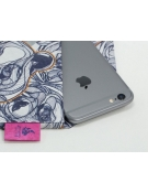 iPhone 6 Sleeve - Silver Panda