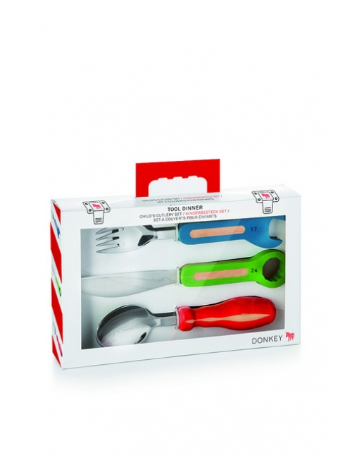 Childrens cutlery - Tool Dinner