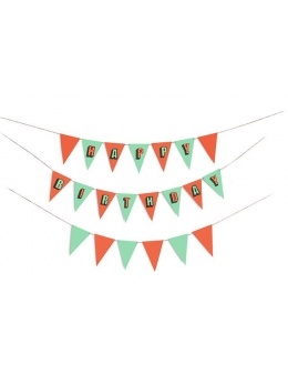 Flag - Birthday Party Flags