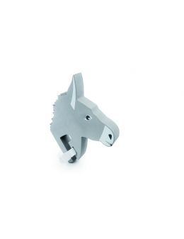 Animal head for handle bar - Bike Animals (Donkey)
