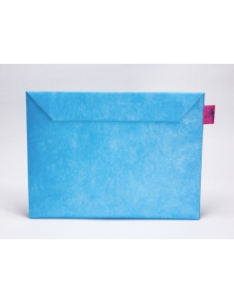Tablet Sleeve (mini) - Blueberry (Neon blå)