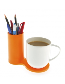 Bordskåner - Jot Desk Coaster (Orange)