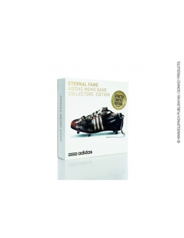 Vendespil -  Adidas Memo Game (Eternal Fame-Soccer Legend)