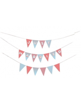 Flag - Wedding Party Flags