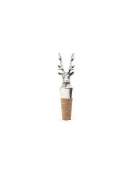 Wine stopper – Deer