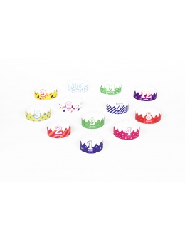 DOIY Børnekroner first year evolution crowns