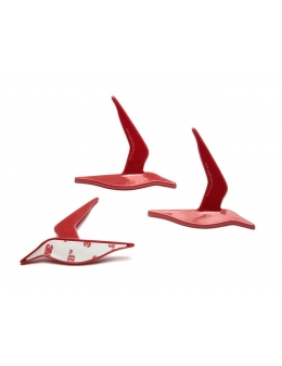 Jewelry hanger - Fly By (Red)