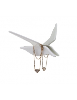 Jewelry hanger - Fly By (White)