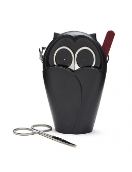 Nail scissors holder – Archie (Black)