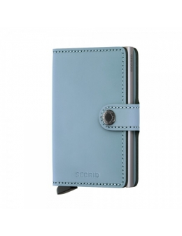 Cardholder - Mini (Matte blue)