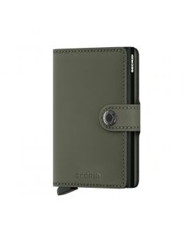 Cardholder - Mini (Matte green)