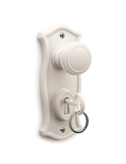 Key holder - Doorman (White)