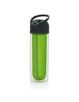LOOOQS Drikkedunk Tritan double wall bottle