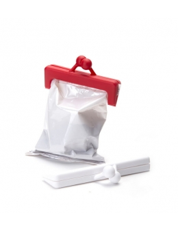 Bag clips - Clipurse (Red/White)