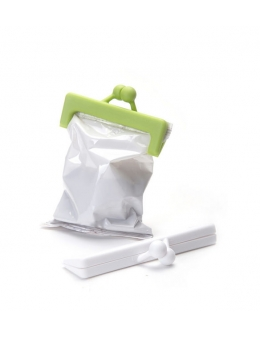 Bag clips - Clipurse (Green/White)