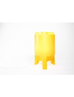 Orbit Maxi - Floor Lamp (Yellow)