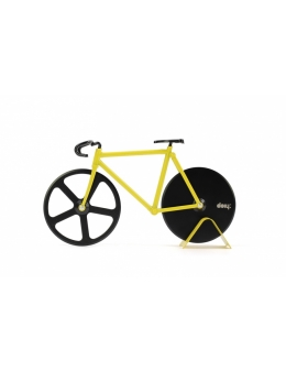 Pizza Cutter - Fixie (Bumblebee)