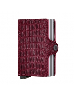 Secrid twin wallet nile red - front